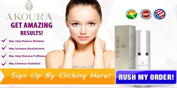 Akoura Eye Serum - New Anti Aging Eye Serum | Free Trial